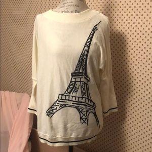 Eiffle Tower sweater
